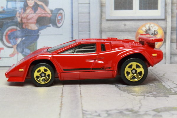 ホットウィール ランボルギーニ カウンタック Hot Wheels Lamborghini Countach