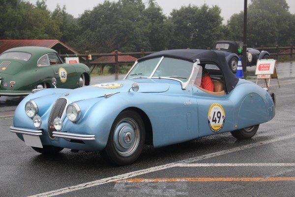 1951 JAGUAR XK 120 OTS