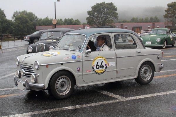 1954 FIAT 1100 TV