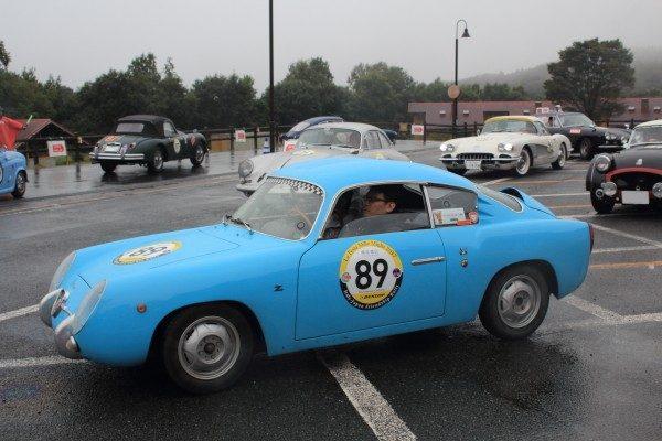 1958 FIAT ABARTH 750 GT ZAGATO