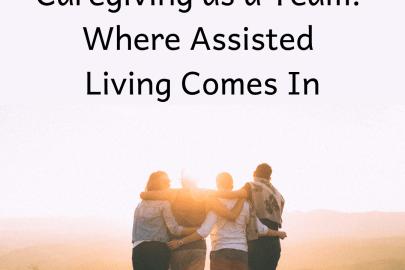 caregiving as a team, family, caregiver, caregiving
