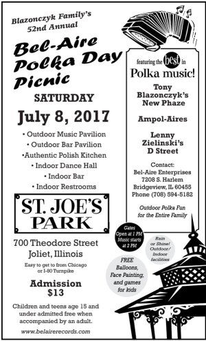 Bel-Aire Polka Day Picnic 2017
