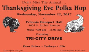 Thanksgiving Polka Hop 2017