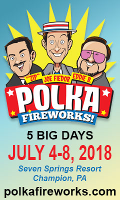 2018 Polka Fireworks July 4-8