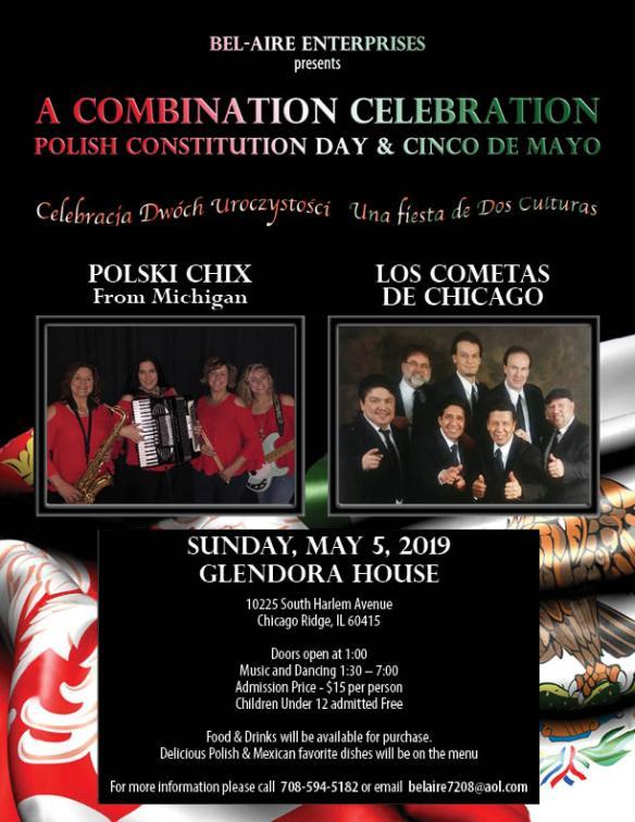 A Combo Celebration Flyer2019