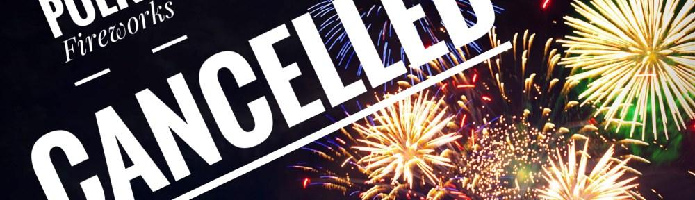 polka fireworks 2020 canceled