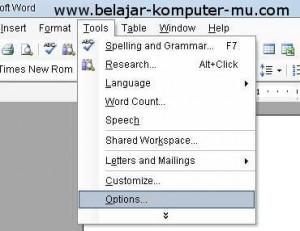 Cara Mengganti Ukuran Inchi Menjadi cm Pada Microsoft Word