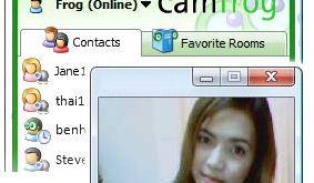 cara chatting camfrog