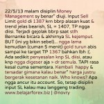 Trading Quote 03 – Psikologi Trading & Money Managament