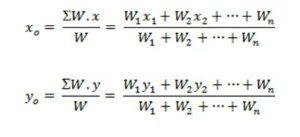 titik berat benda dari bahan heterogen