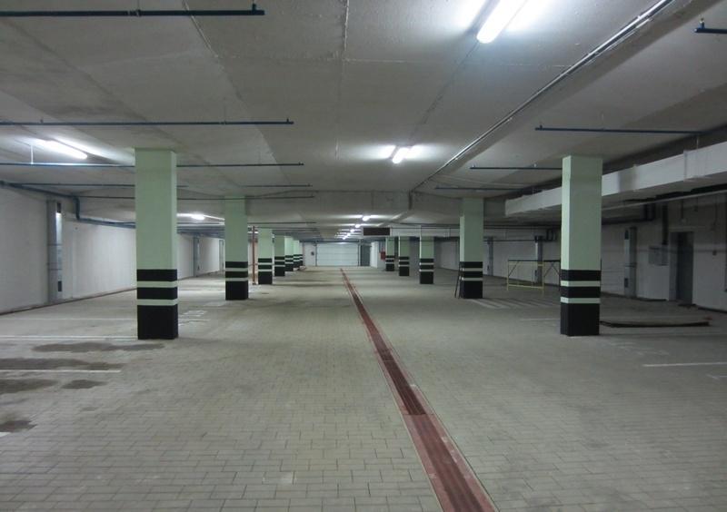 Подземный гараж №28 «Уручье-4»