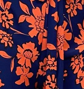 Abiba Jumpsuit- Blue Floral