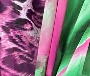 Zoba Set - Green and purple