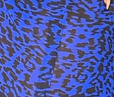 Vanity Dress - Deep Blue
