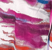 Genie Set - Purple abstract