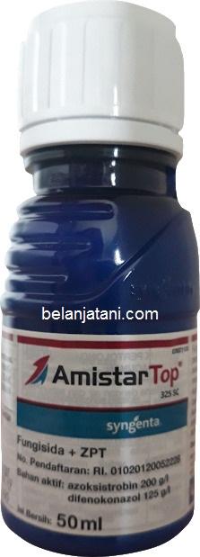 Amistartop, Fungisida Amistartop, Fungisida Amistartop 325 SC, Jual Fungisida Amistartop, Fungisida Amistartop Terbaru, Fungisida Amistartop Syngenta, Syngenta, Belanja Tani