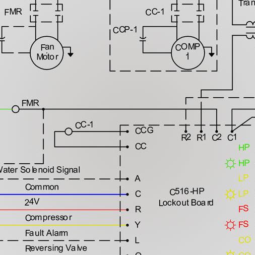 wiring diagrams  heat pump units