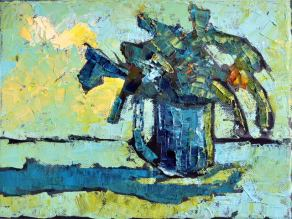 Csendélet Alice Csodaországába, 18 x 24 cm
