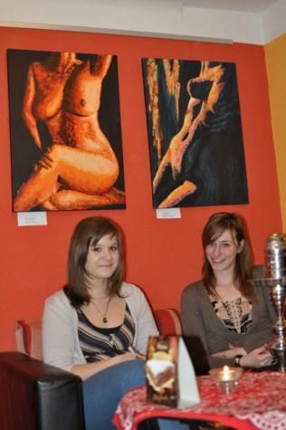 Montázs Teaház és Galéria - 2011 február 12.