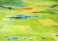 Tavaszköszöntő, 50 x 70 cm, Magántulajdon