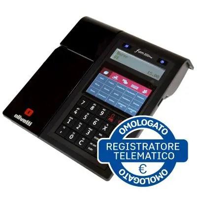 OLIVETTI-FORM-200PLUS-OMOLOGATO Fattura elettronica da registratore di cassa touch screen