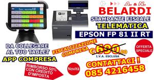EPSON FP 81 II RT - TABLET 1