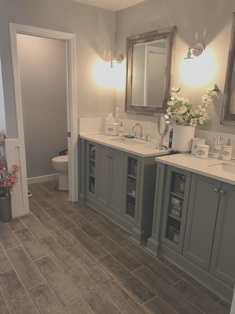 13 Exotic Decorating Country Farmhouse Style Images ... on Modern Farmhouse Bathroom Ideas  id=37768