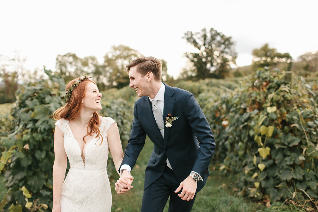 Bluemont Winery Wedding with Bela Sono Wedding DJ and Lighting Design