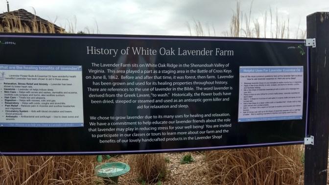 Farm history.