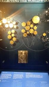Exhibit on Numistatics (Money).