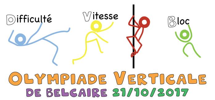 L'olympiade Verticale de Belcaire un contest d'escalade convivial en combiné le 21 Octobre