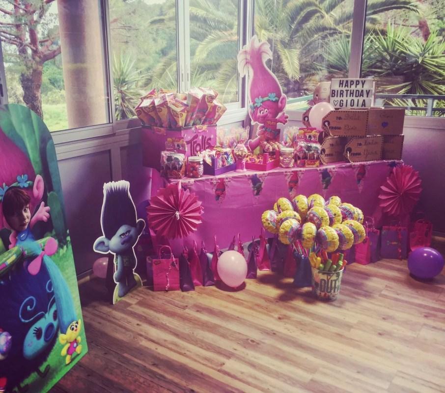 Belcat Events Monaco organisation anniversaires et décoration