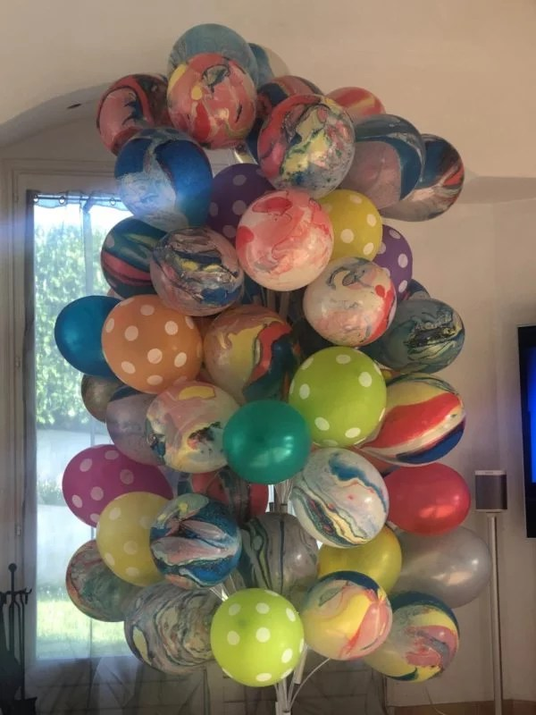 ballons hélium Monaco