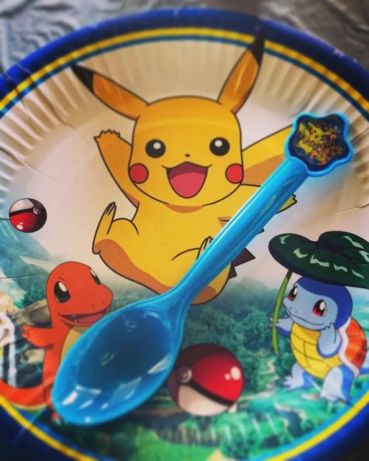 Anniversaire thème Pokémon Monaco Nice Cannes