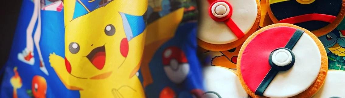 organisation anniversaire pokémon