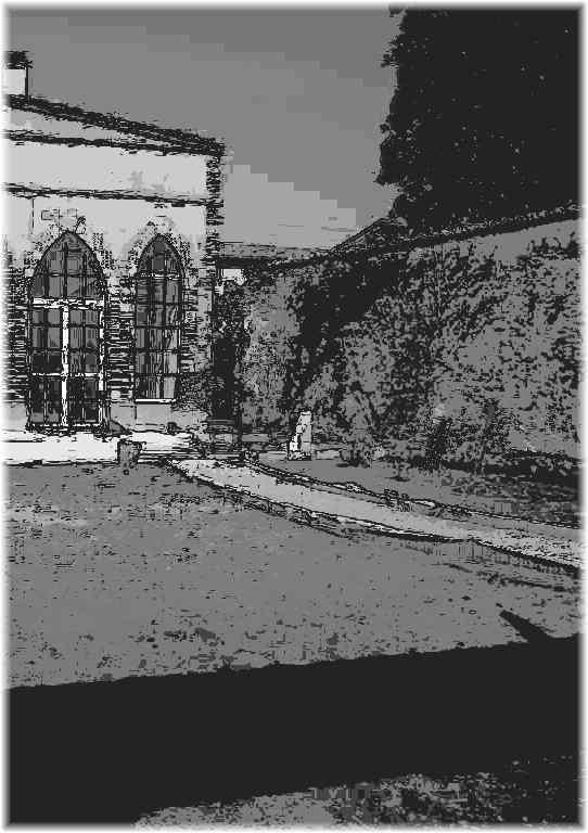 A mirepoix a quoi ressemblait le couvent des trinitaires la dormeuse blogue 2 for Moquette rayee
