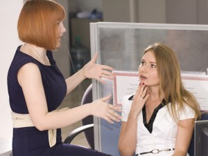 What to do with a drama-challenged co-worker