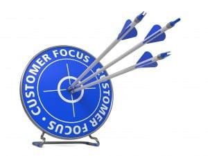 customer focused organization