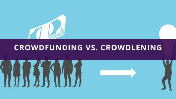 Crowdfunding vs crowdlending
