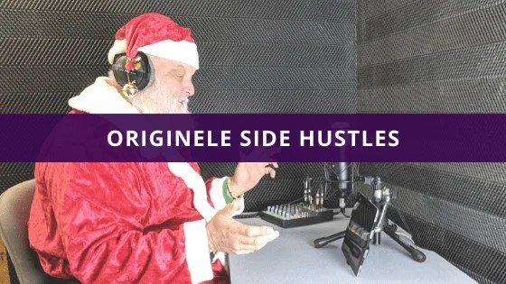 Originele side hustles