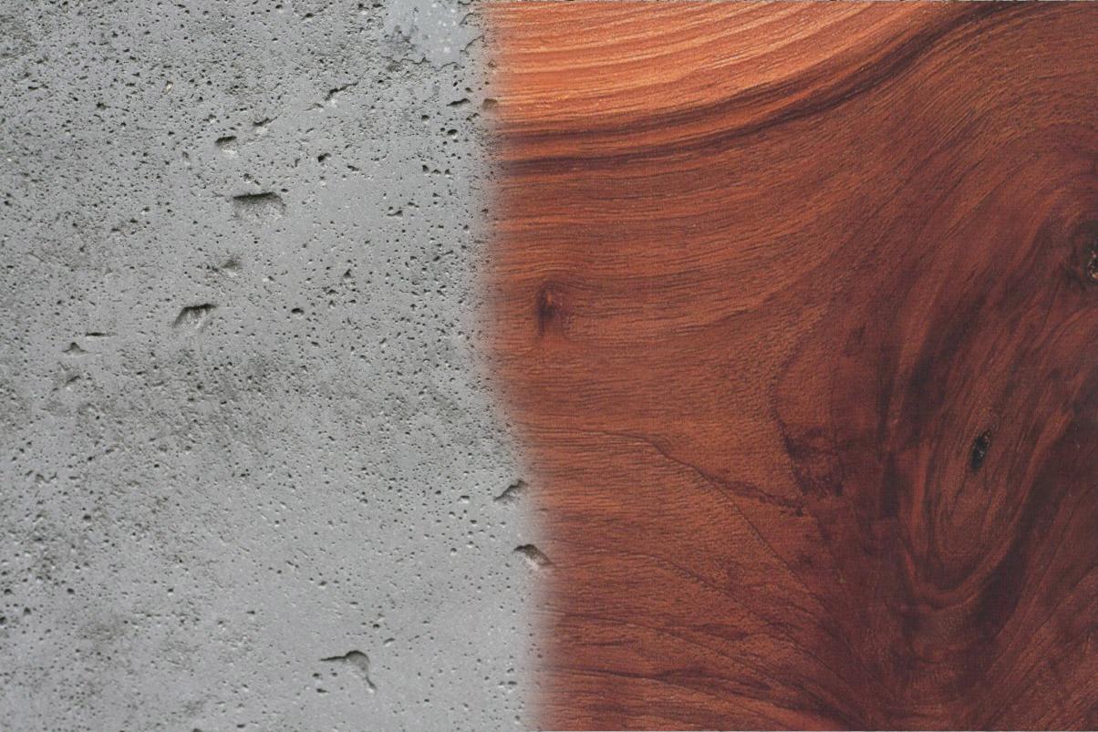 Beton nebo dřevo ?