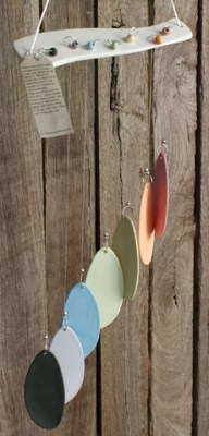 Chakra dreaming - a windchime to raise your energy.