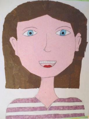 Retratos. Colegio Alameda de Osuna
