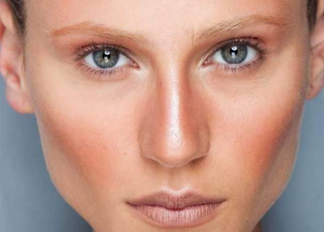 Resultado de imagem para Maquiagem bronzeada