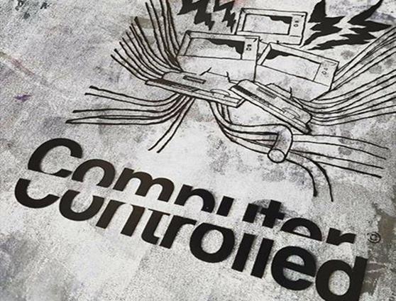 COMPUTER CONTROLLED RADIO SHOW – Techno, Acid – Live On Belfast Underground Radio