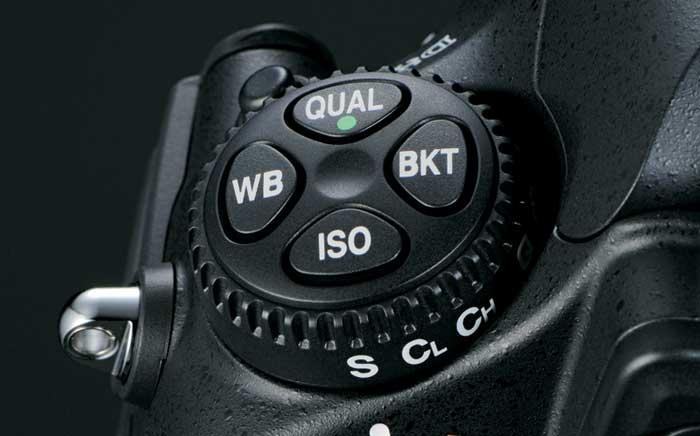 Dial nikon d800