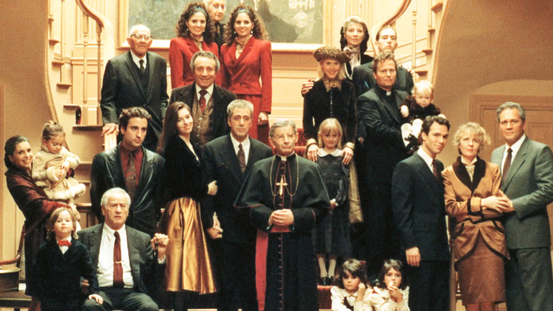 Still uit The Godfather III