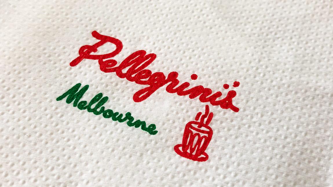 servet met Pellegrini's Melbourne