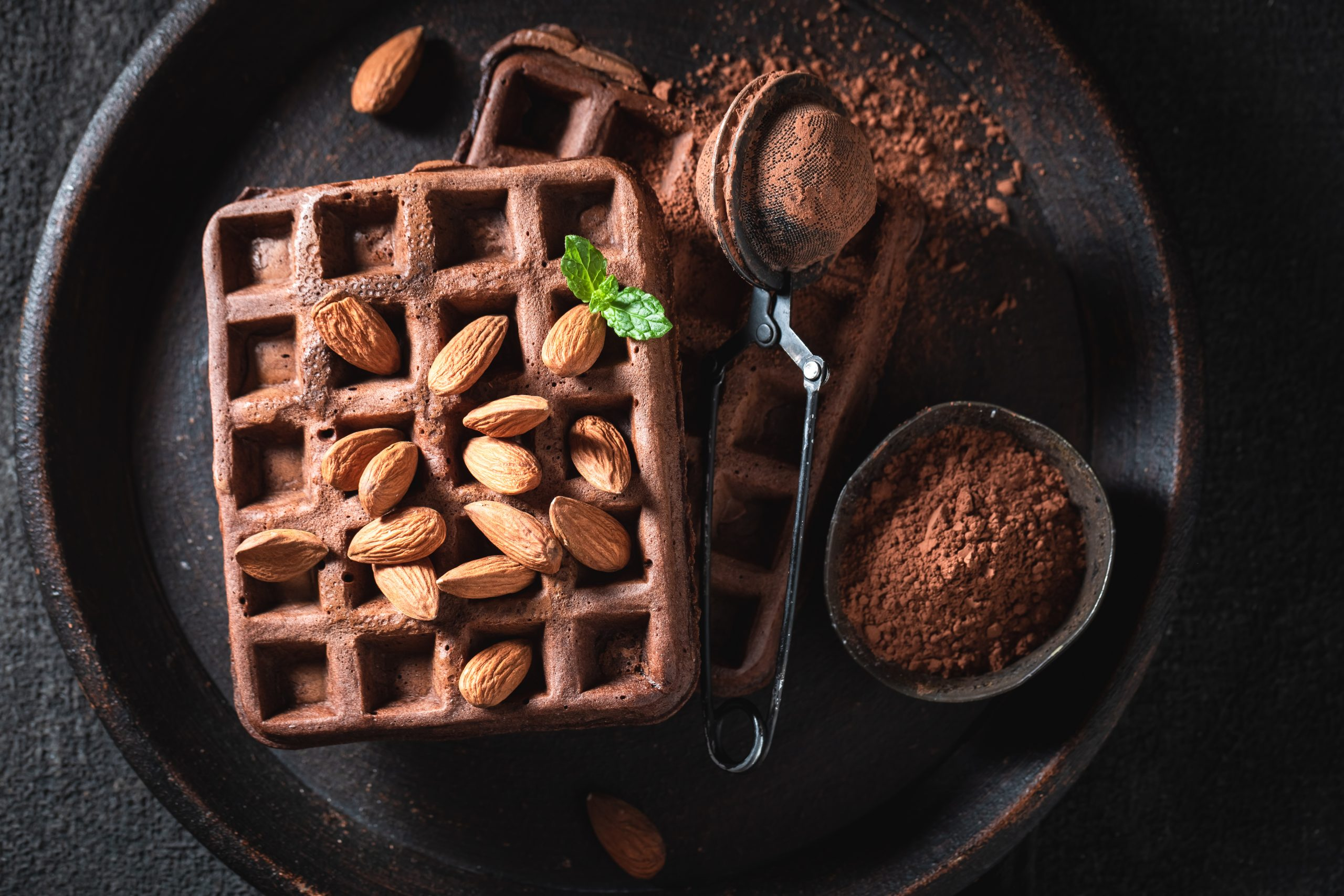 On her food network show, the pioneer woman, ree drummond makes delicious snacks and meals for her family. Things To Make In A Waffle Maker Belgian Waffle Recipes