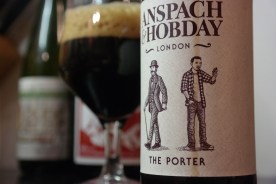 Amazing Porter from this London based brewery